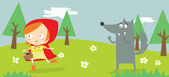 Bye-bye Little Red Riding Hood!